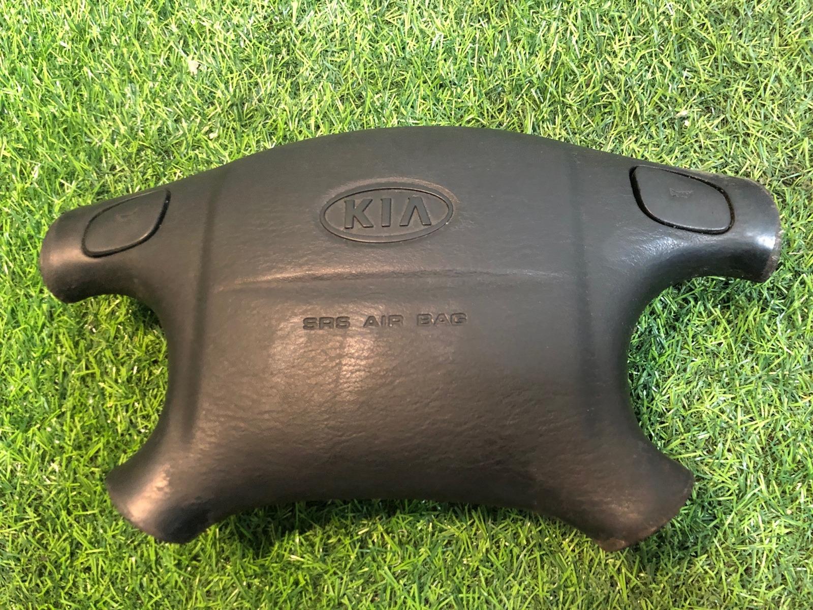 Подушка безопасности (airbag) Kia Spectra СЕДАН 1.6 передняя левая (б/у)
