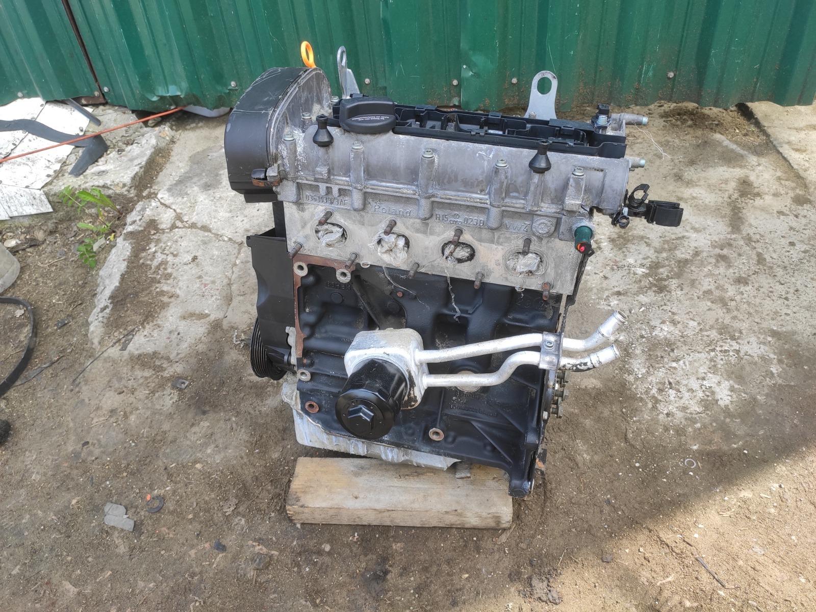Двигатель Volkswagen Golf 4 1.6 (б/у)