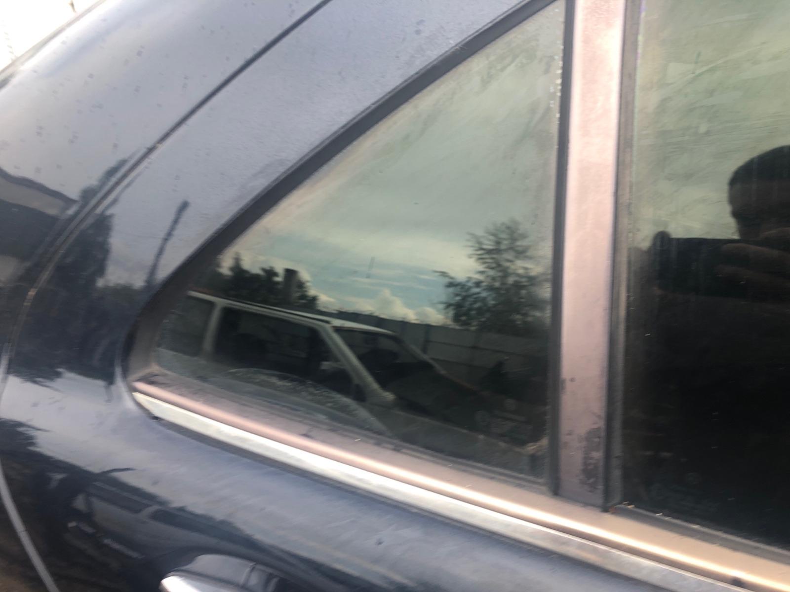 Стекло дверное Mercedes Benz S Class W220 4.3 1999 заднее правое (б/у)