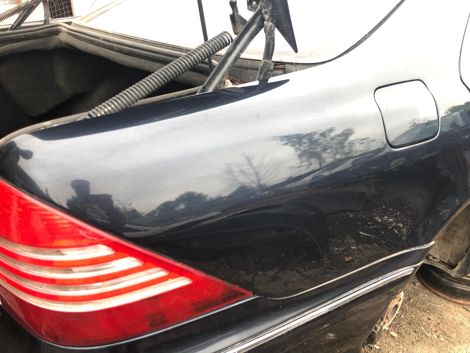 Крыло Mercedes Benz S Class W220 4.3 1999 заднее правое (б/у)
