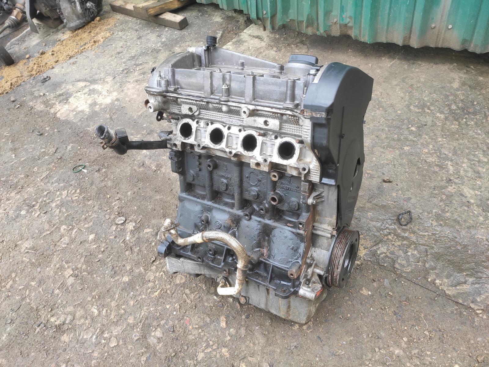 Двигатель Skoda Octavia ЛИФТБЕК 1.8 2001 (б/у)