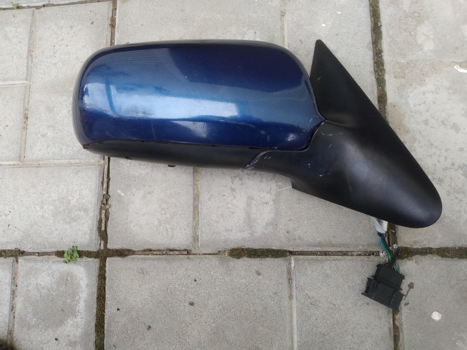Зеркало заднего вида Skoda Octavia ЛИФТБЕК 1.8 2001 правое (б/у)