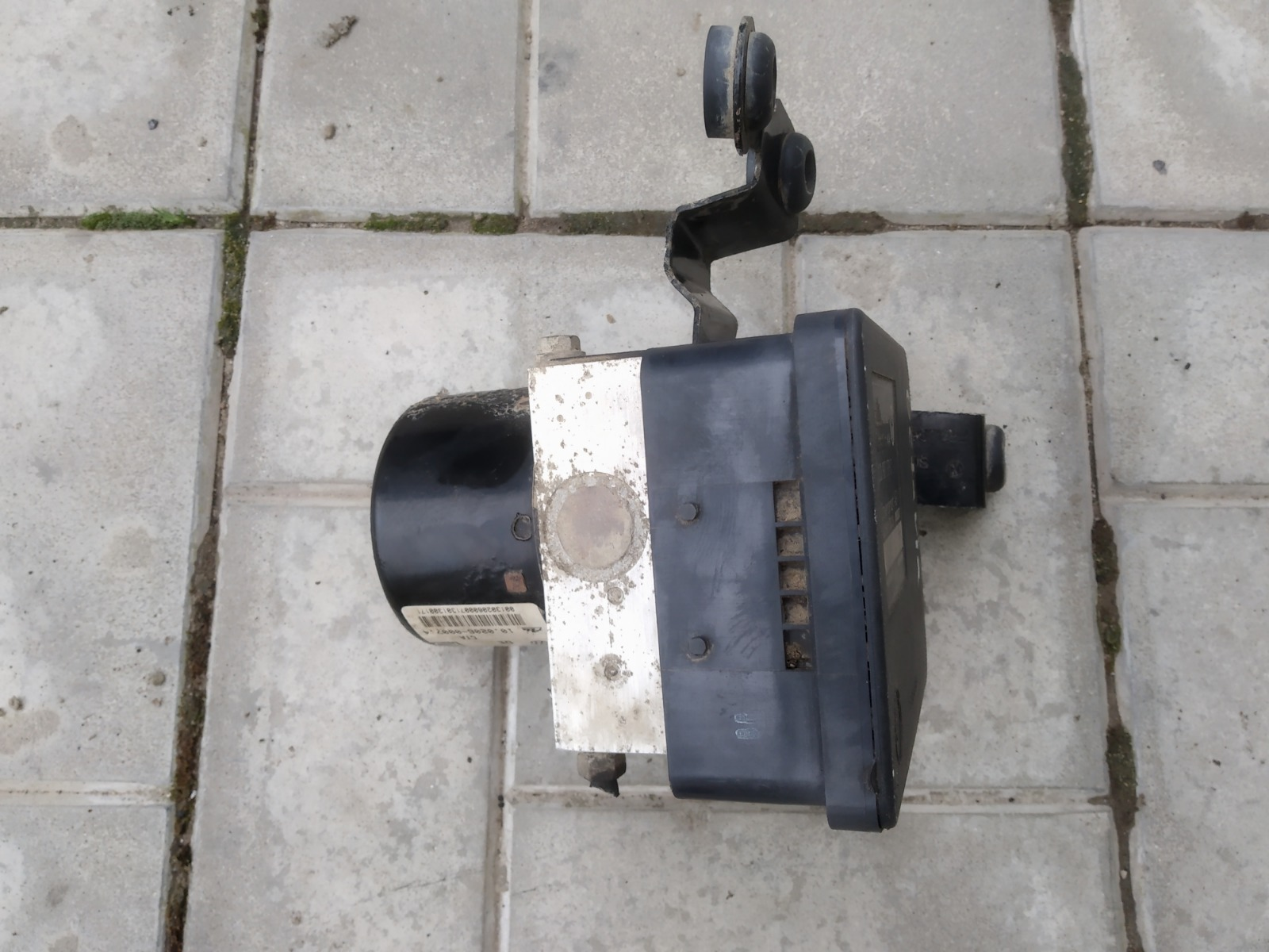 Блок abs Skoda Octavia ЛИФТБЕК 1.8 2001 (б/у)
