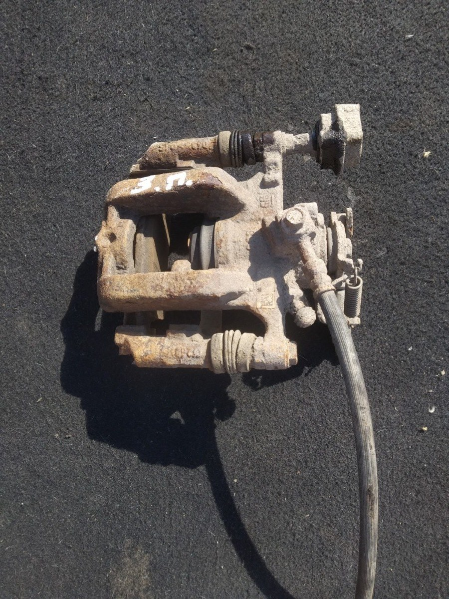 Тормозной суппорт Chevrolet Cruze СЕДАН 1.6 2013 задний правый (б/у)