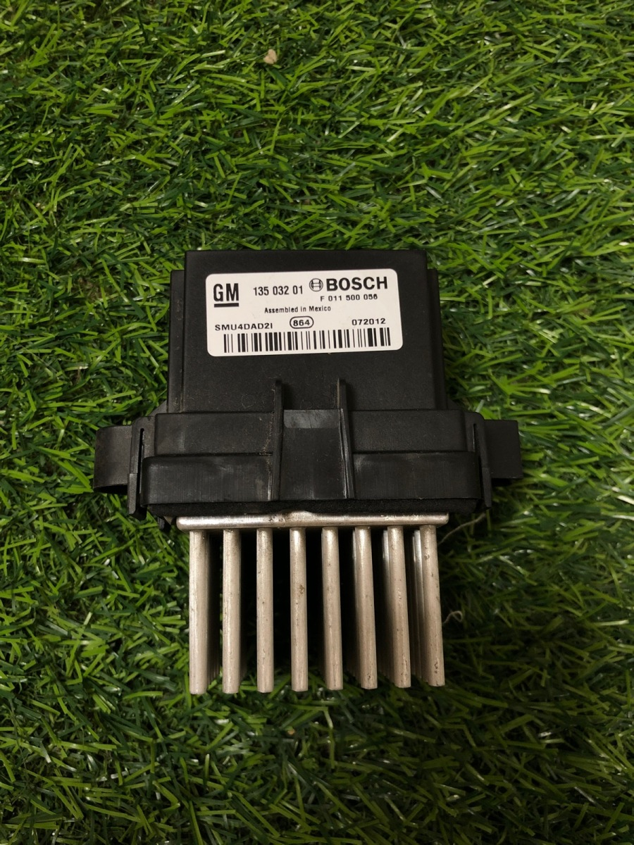Резистор печки Chevrolet Cruze СЕДАН 1.6 2013 (б/у)