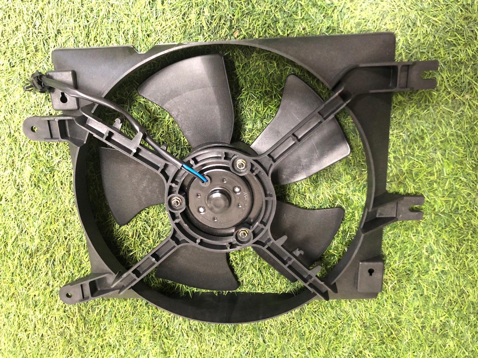 Вентилятор радиатора Chevrolet Lacetti 2004