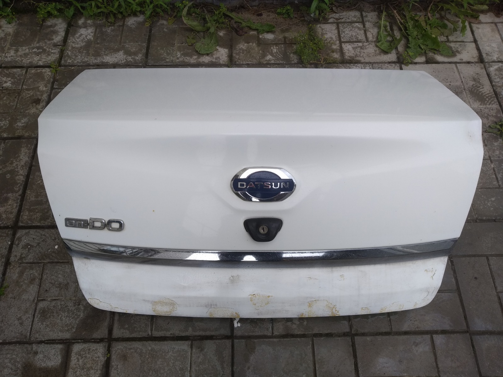 Крышка багажника Datsun On-Do СЕДАН 1.6 2015 (б/у)