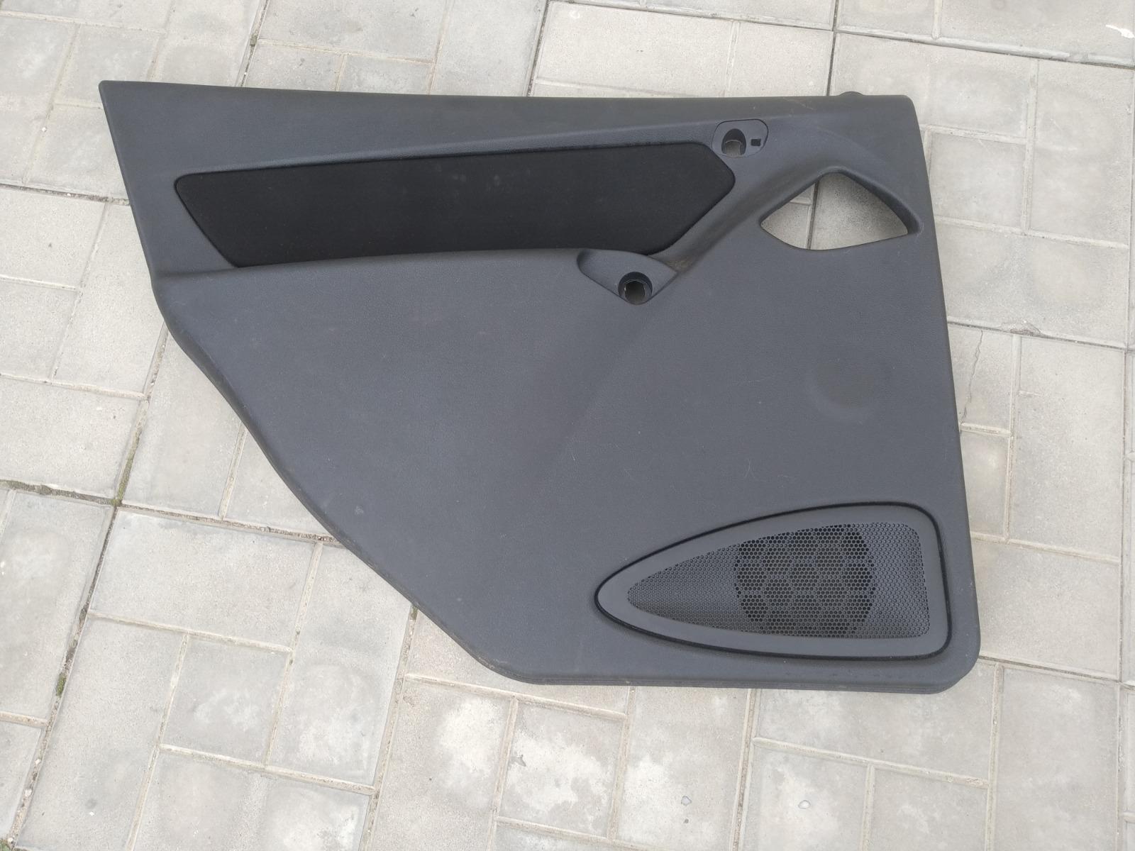 Обшивка двери Datsun On-Do СЕДАН 1.6 2015 задняя левая (б/у)