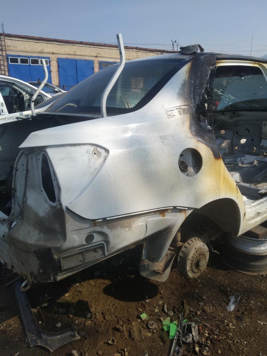 Крыло Datsun On-Do СЕДАН 1.6 2015 заднее правое (б/у)