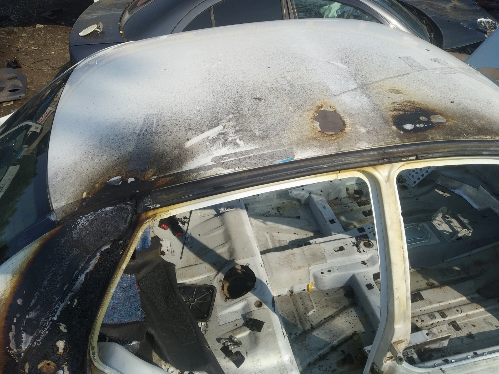 Крыша Datsun On-Do СЕДАН 1.6 2015 (б/у)