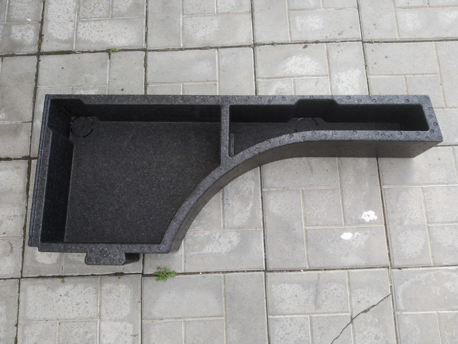 Органайзер багажника Ford Focus 3 СЕДАН 1.6 2012 задний левый (б/у)