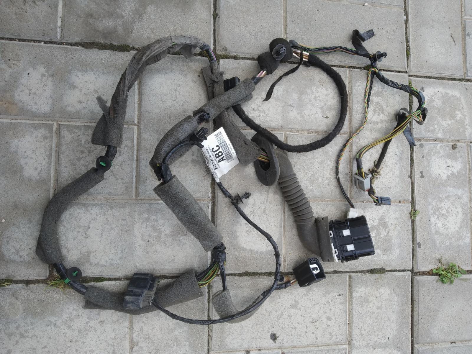 Жгут проводов (проводка) Ford Focus 3 СЕДАН 1.6 2012 (б/у)