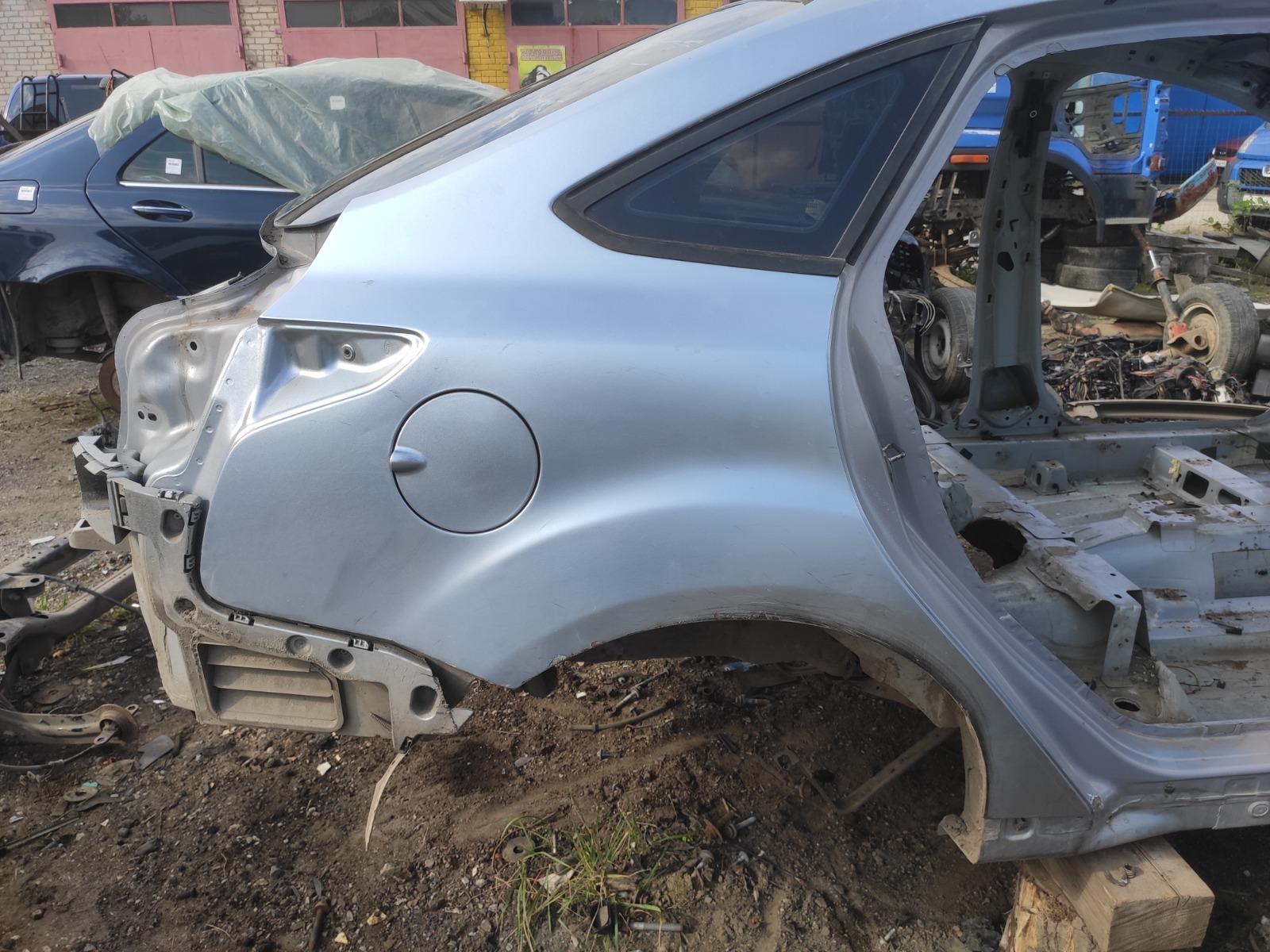 Крыло Ford Focus 3 СЕДАН 1.6 2012 заднее правое (б/у)