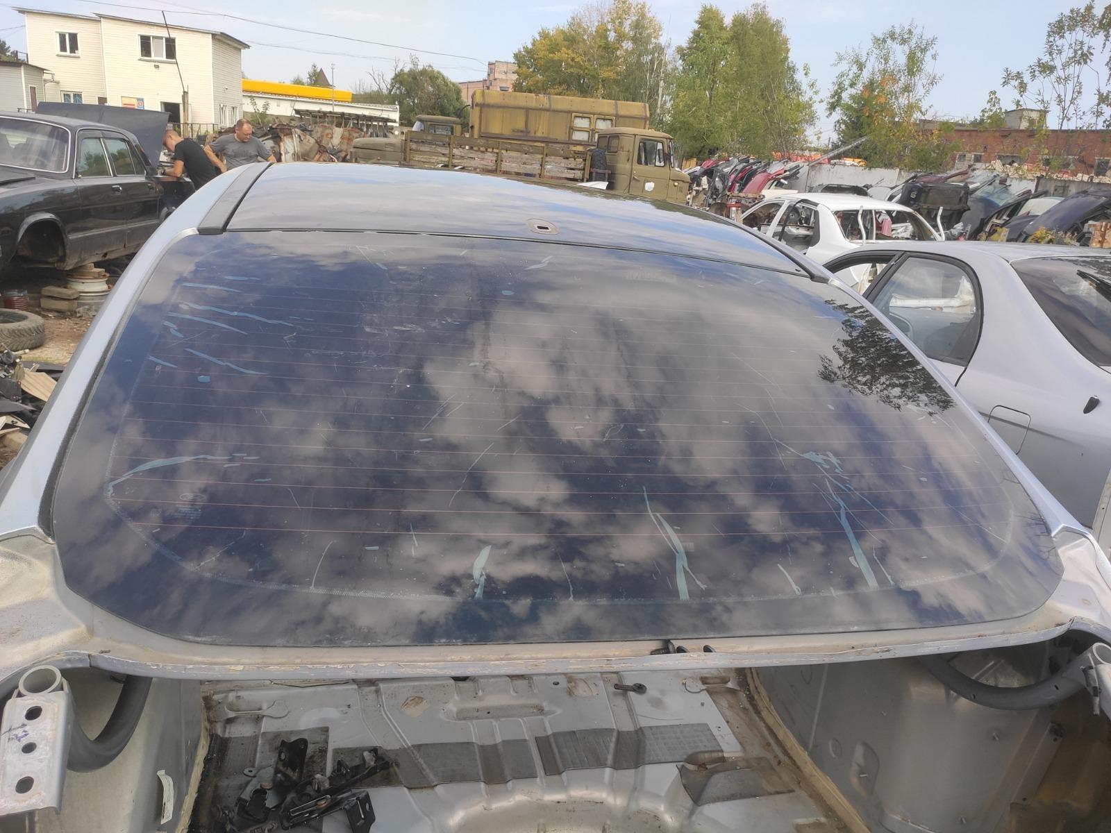 Стекло заднее Ford Focus 3 СЕДАН 1.6 2012 (б/у)