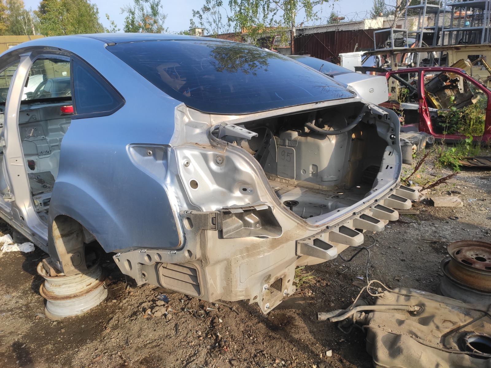 Задняя часть кузова Ford Focus 3 СЕДАН 1.6 2012 (б/у)