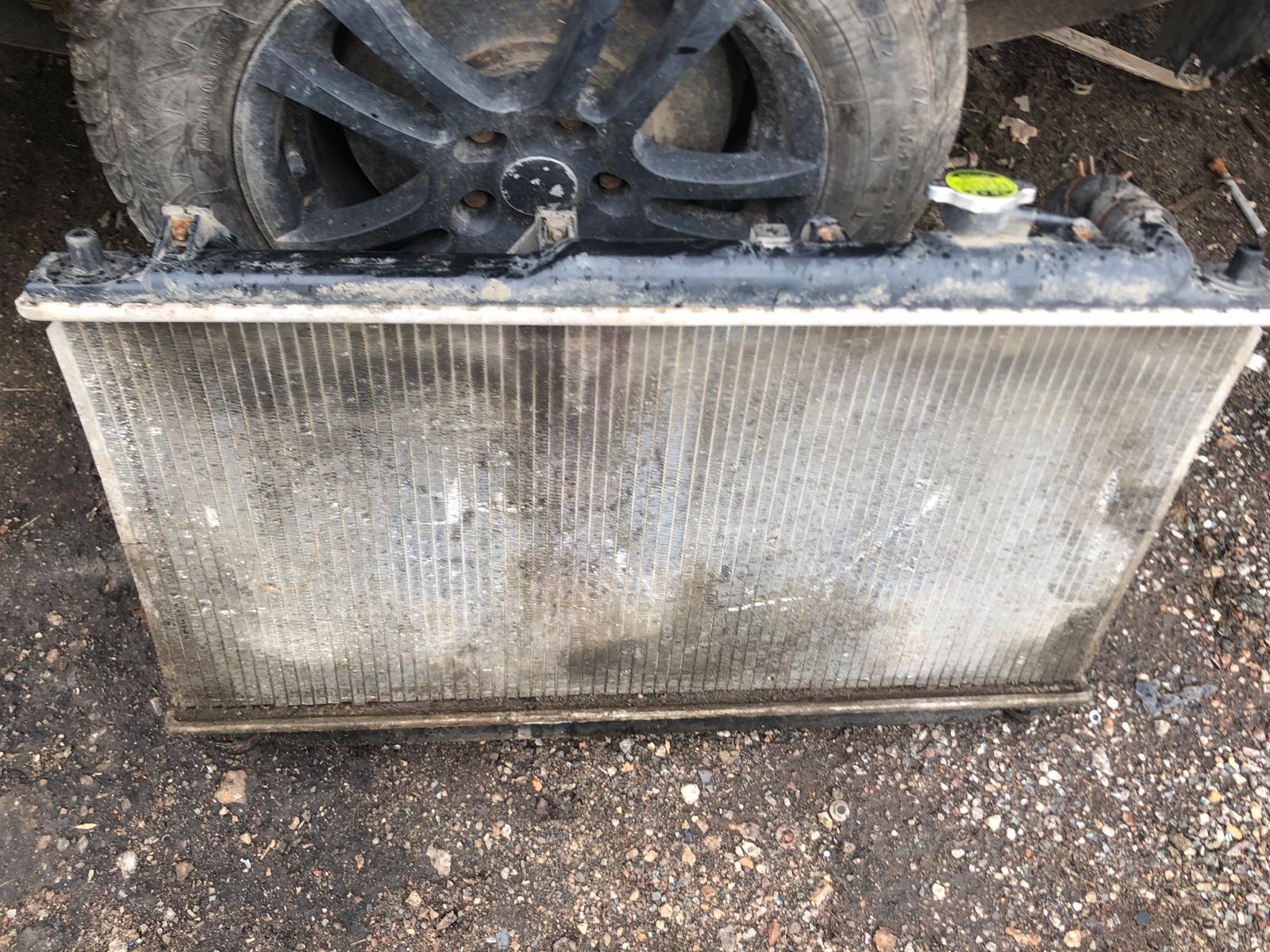 Радиатор охлаждения двигателя Foton Auman 3 1093 (б/у)
