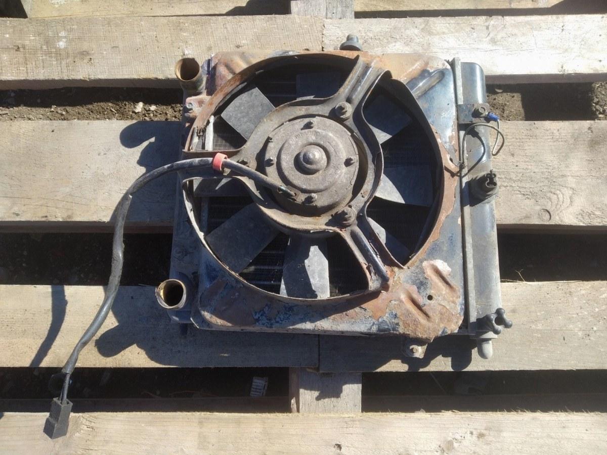 Радиатор охлаждения Lada (Ваз) Ока ХЭТЧБЕК 3ДВ. 11113 2007 (б/у)