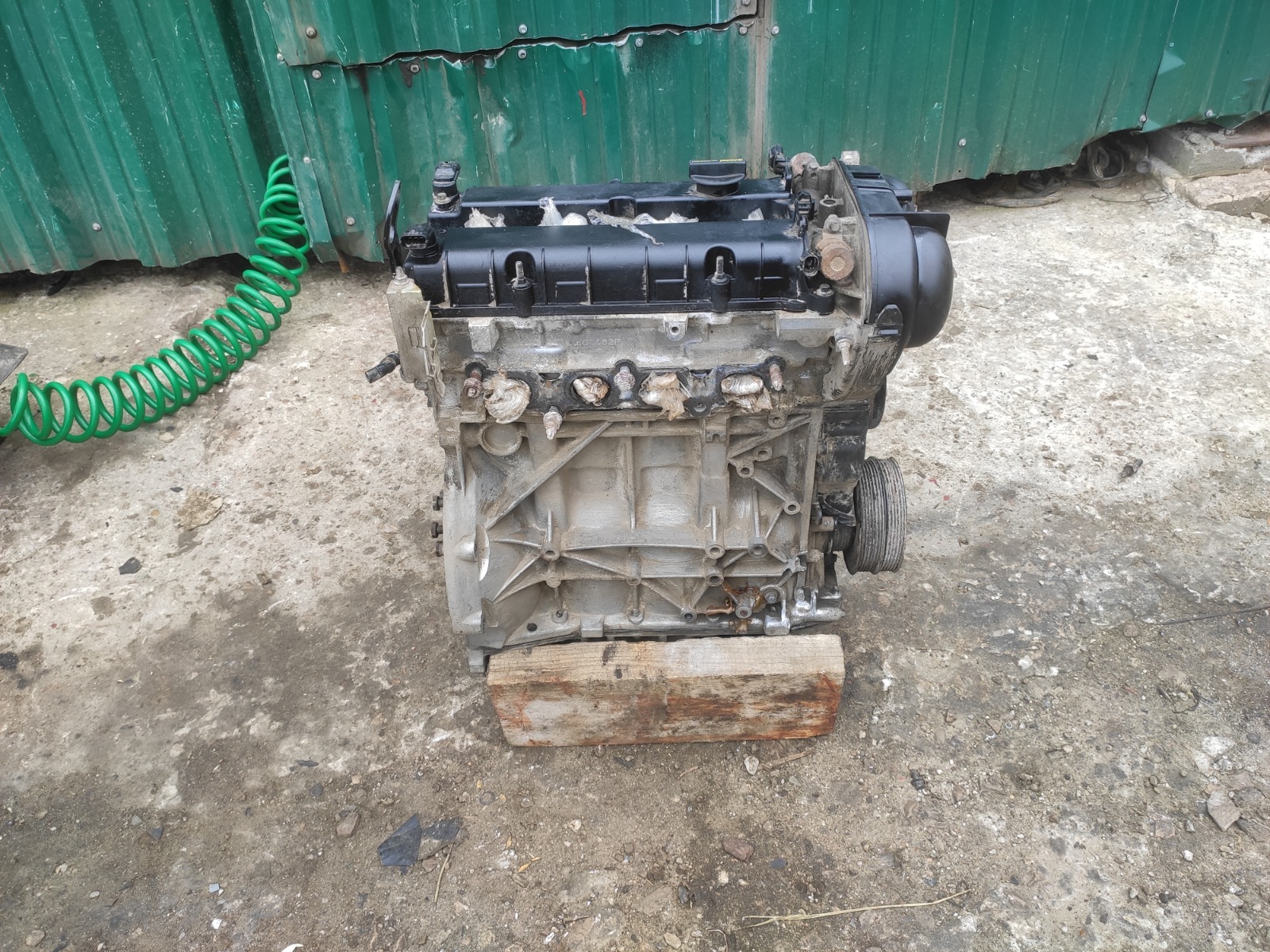 Двигатель Ford Focus 3 СЕДАН 1.6 2012 (б/у)