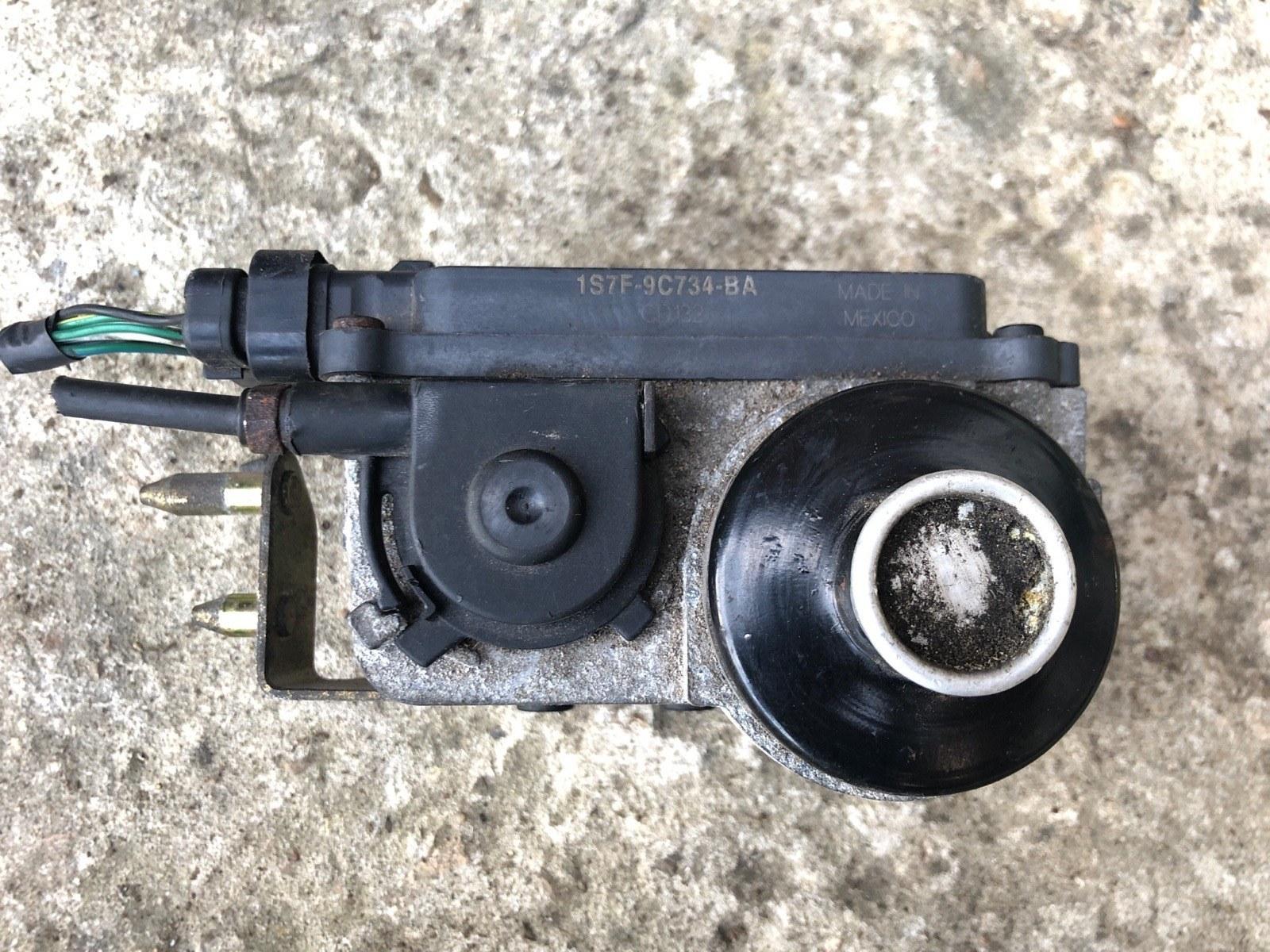 Блок управления круиз контролем Ford Mondeo 3 СЕДАН 2000 (б/у)