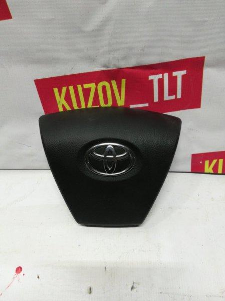 Подушка безопасности в руль Toyota Camry СЕДАН 2.0 2012 (б/у)