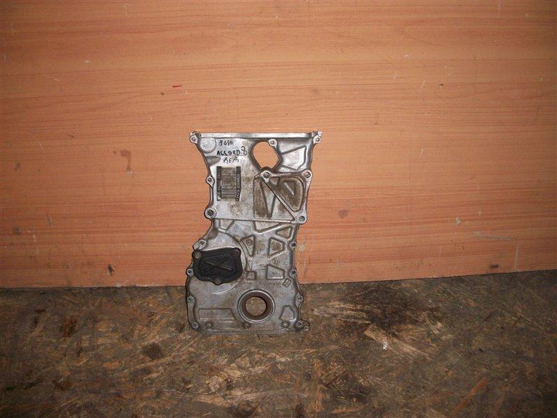 Крышка цепи грм Honda Accord 8 2.4 (б/у)