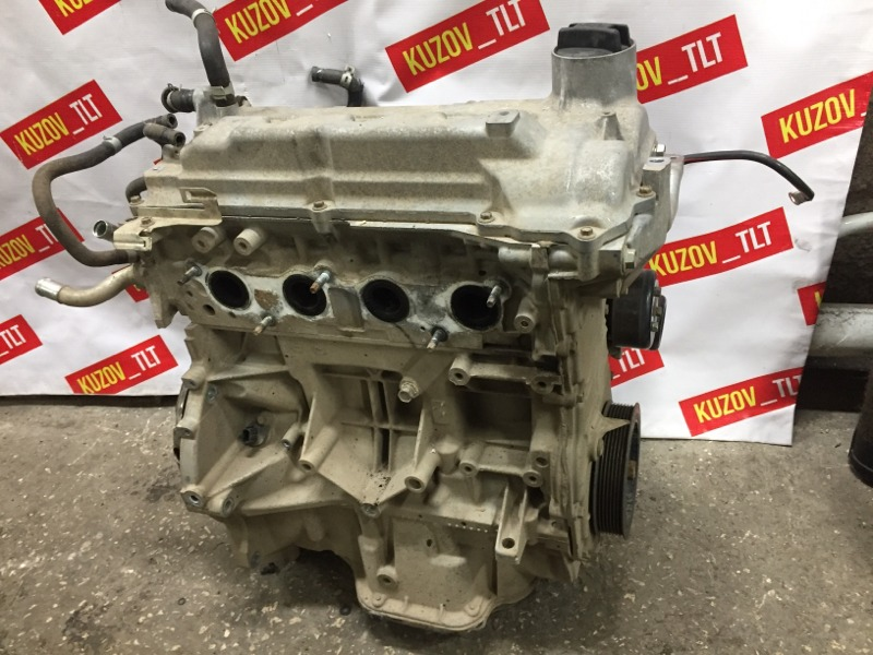 Двигатель Nissan Note E11 1.6 2008 (б/у)