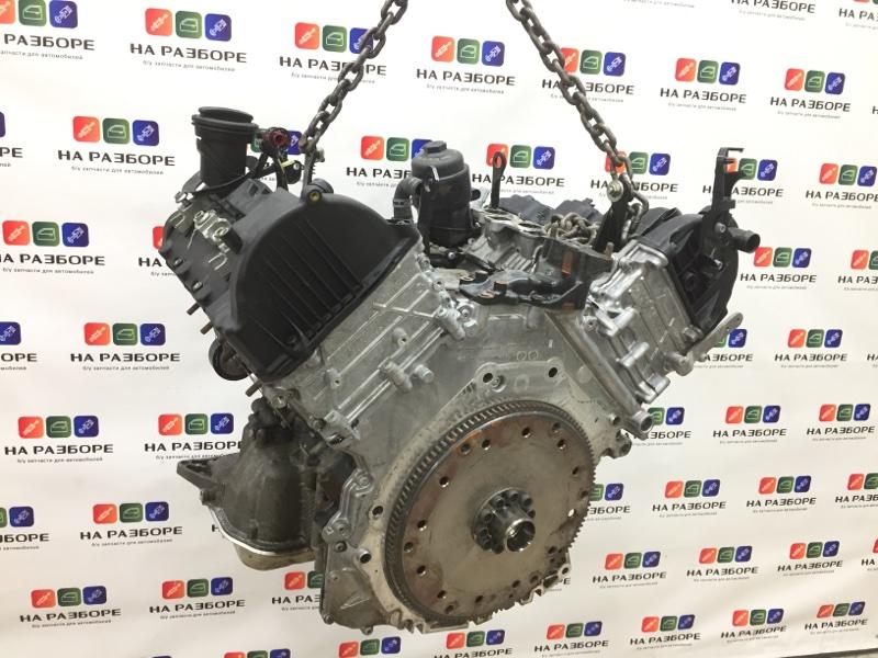 Двигатель Audi A7 4GA CDU 2014 (б/у)