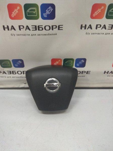Подушка безопасности в руль Nissan Teana J32 2.5 2012 (б/у)