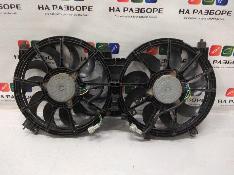 Диффузор в сборе Nissan Teana J32 2.5 2012 (б/у)