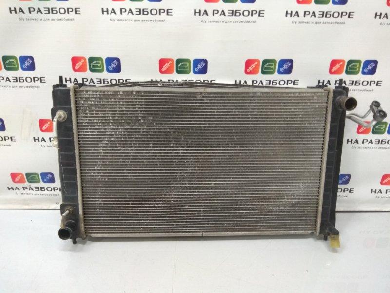 Радиатор двс Nissan Teana J32 2.5 2012 (б/у)