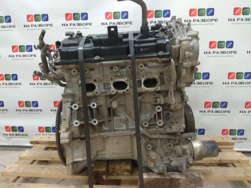 Двигатель Nissan Teana J32 2.5 2012 (б/у)