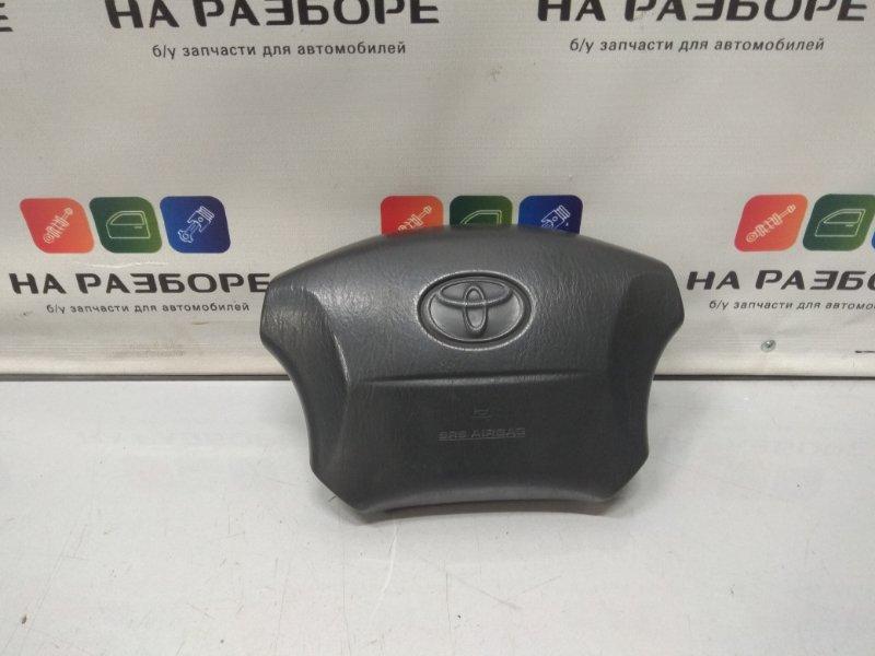 Подушка безопасности в руль Toyota Land Cruiser 100 2UZ-FE 2002 (б/у)
