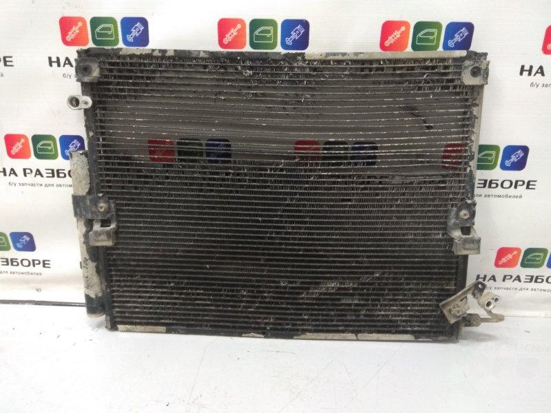 Радиатор кондиционера Toyota Land Cruiser 100 2UZ-FE 2002 (б/у)