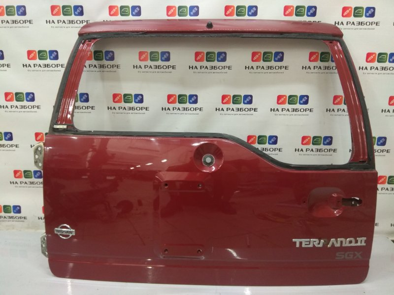 Крышка багажника Nissan Terrano II 2.7 1993 (б/у)