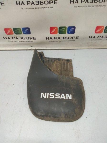 Брызговик Nissan Terrano II 2.7 1993 задний левый (б/у)