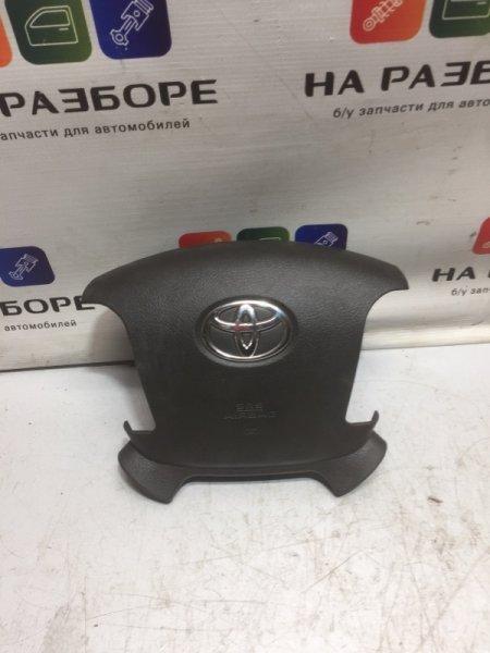 Подушка безопасности в руль Toyota Tundra (б/у)