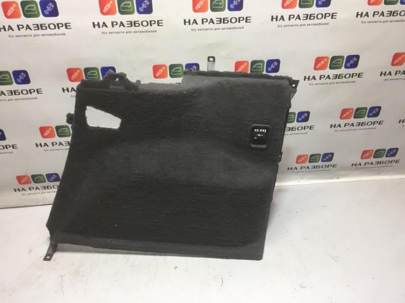 Обшивка багажника Bmw X3 E83 задняя правая (б/у)
