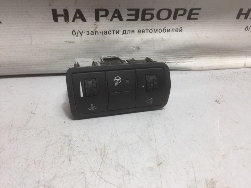 Кнопка корректора фар Hyundai Solaris (б/у)
