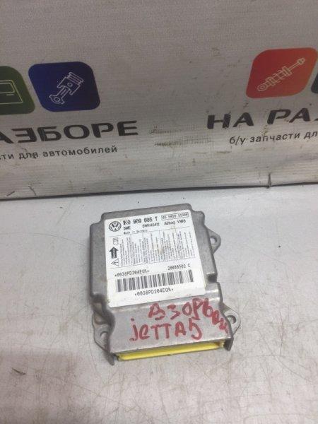 Блок управления air bag Volkswagen Jetta 5 (б/у)