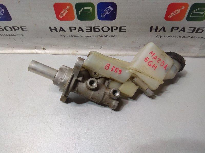 Главный тормозной цилиндр Mazda 6 GH (б/у)