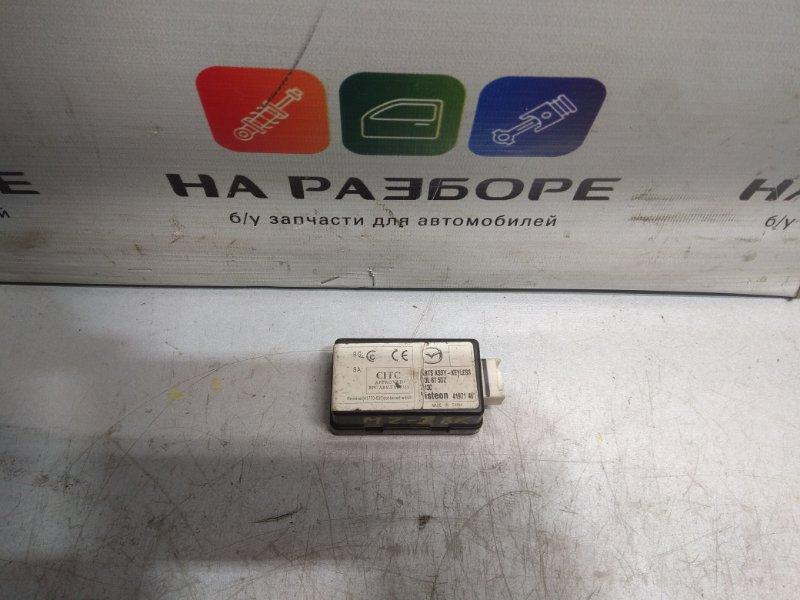 Блок управления центральным замком Mazda 3 BK (б/у)