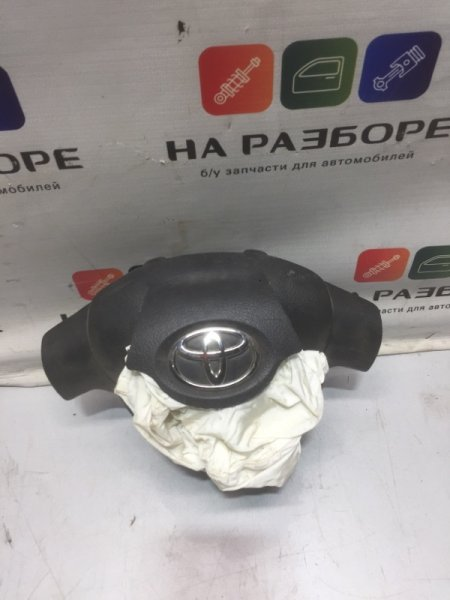 Подушка безопасности в руль Toyota Corolla E150 (б/у)