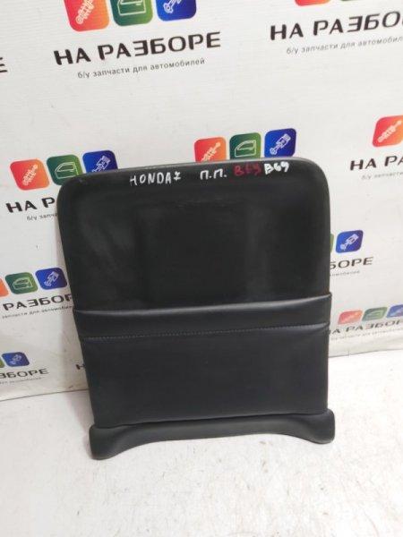 Накладка на сиденье Honda Accord 7 передняя правая (б/у)
