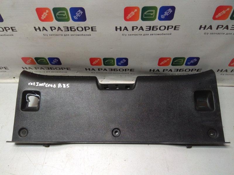 Накладка на заднюю панель Kia Ceed PRO (б/у)