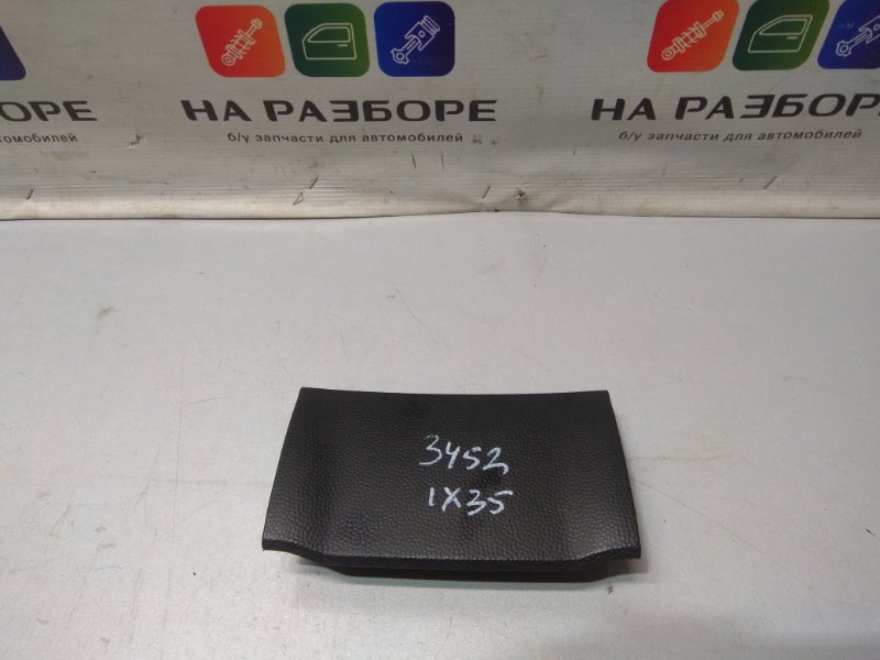 Накладки на торпедо боковые Hyundai Ix 35 2.0 2012 (б/у)