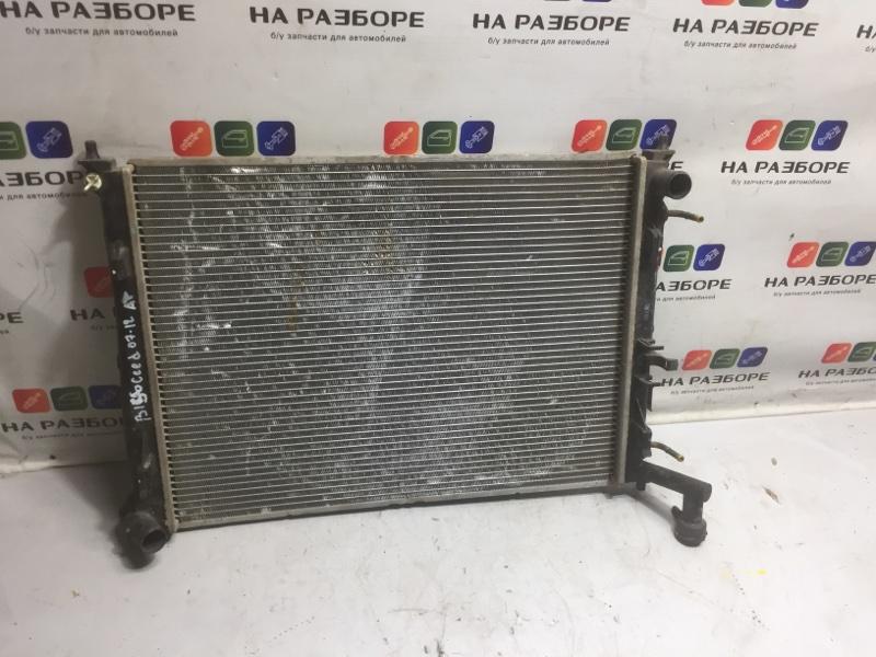 Радиатор двс Kia Ceed PRO (б/у)