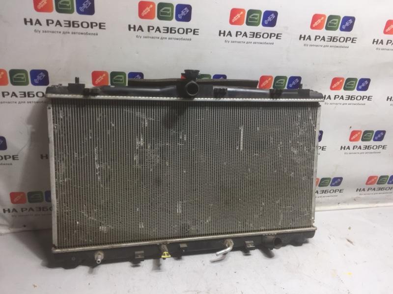 Радиатор двс Toyota Camry V50 (б/у)
