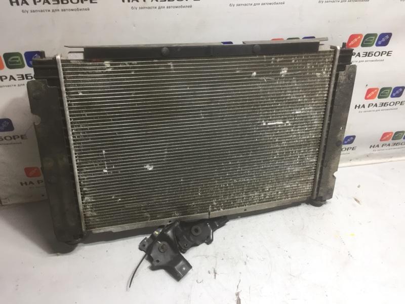 Радиатор двс Ford Escape (б/у)