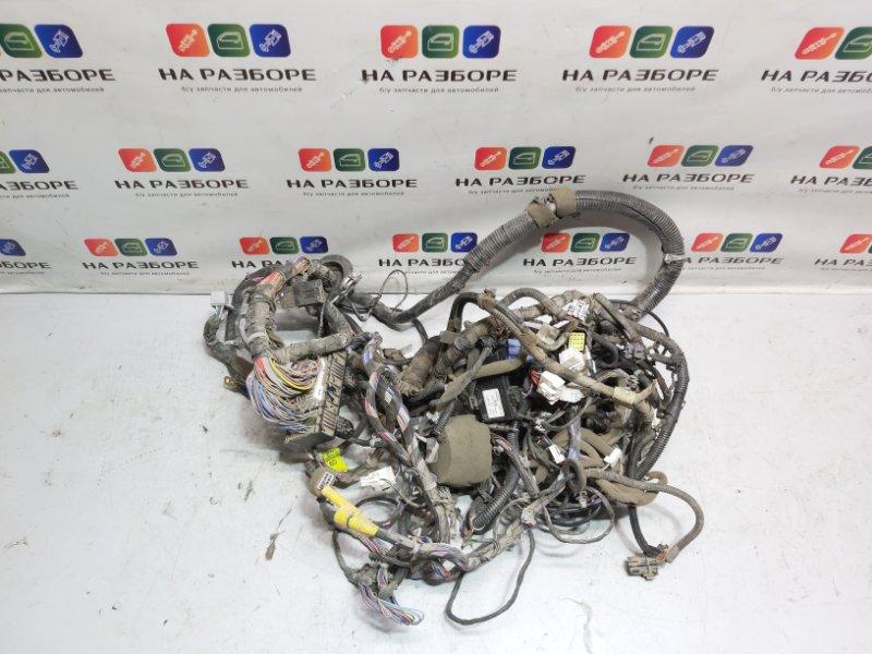 Проводка двигателя Chevrolet Lacetti (б/у)