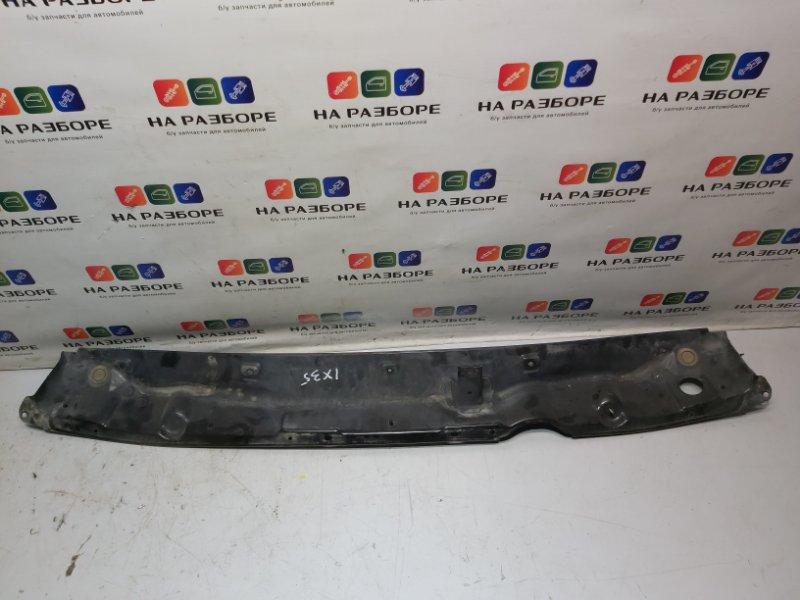 Жабо Hyundai Ix 35 (б/у)
